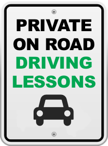 Private On Road Driving Lessons